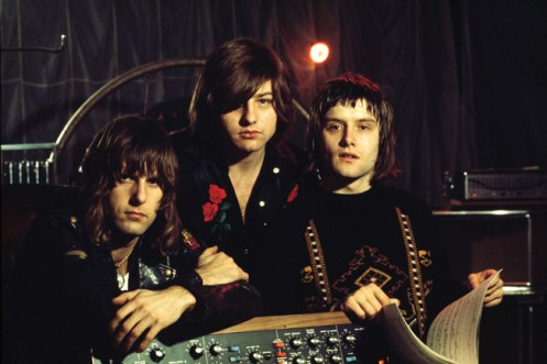 ELP - likened in the Press to the Second Coming.