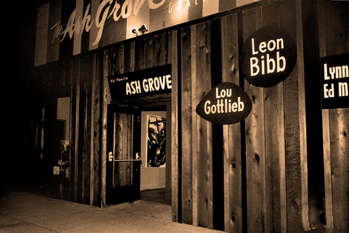 An inconspicuous place on Melrose in West Hollywood was a launching pad for a wave of Folk Artists.