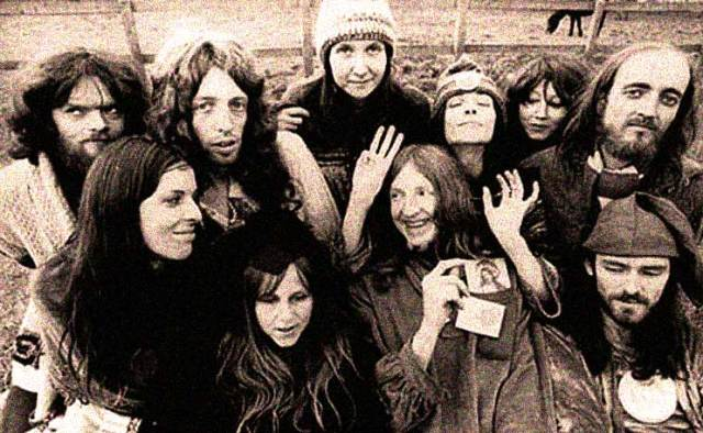 Gong - Took Psych and Prog on a roadtrip together and never looked back.