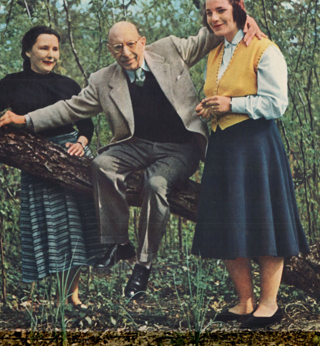 The Stravinsky Family -