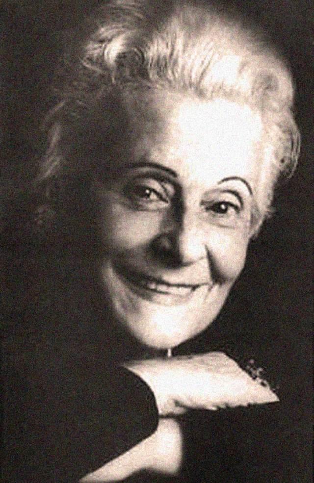 Jeanne-Marie Darrè - A lyrical interpreter.