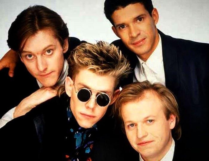 80s Jazz-Funk purveyors Level 42.