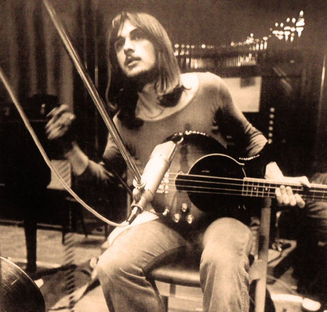 Mike Oldfield - Kicked off a major career - kicked off a major label.