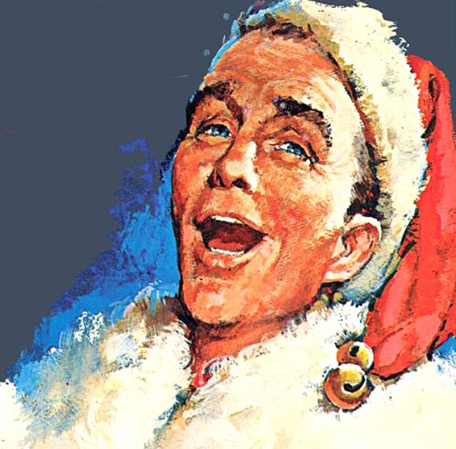 The annual Christmas Sing With Bing - an American Institution starting in 1954.