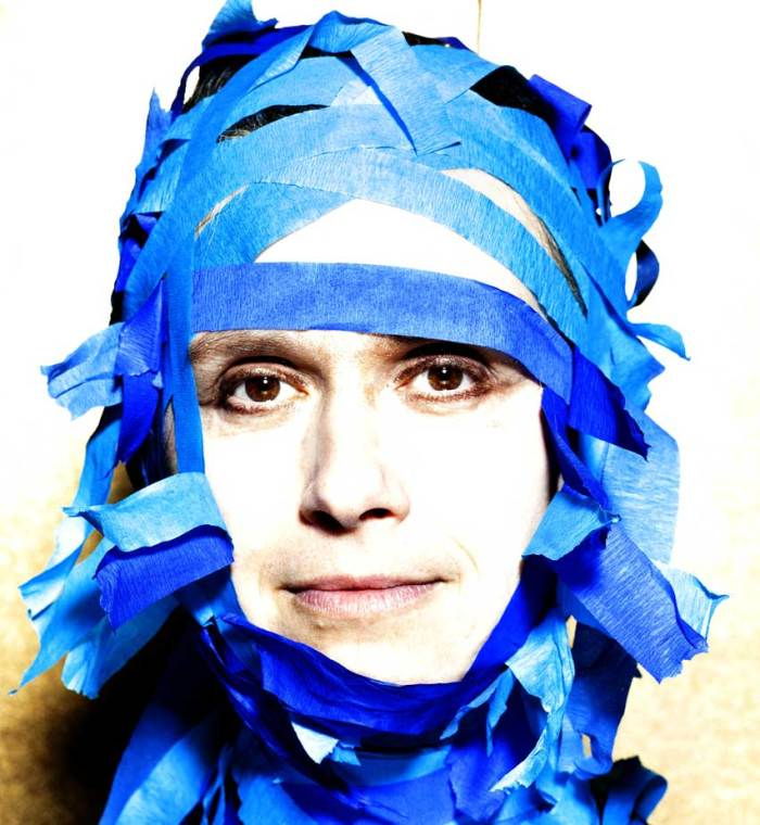 Juana Molina - when they say innovative and imaginative - they're aren't kidding.