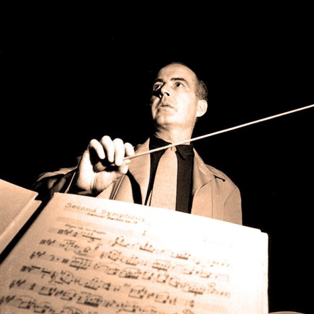 Samuel Barber - another noteworthy American composer of the 1950s leading the BSO this week.
