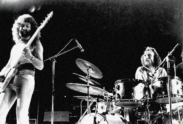 The early 70s were jammed with Power Trios.