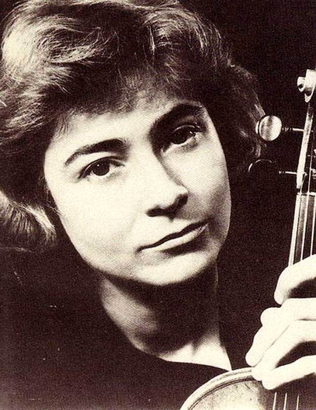 Michele Auclair - one of the bright, shining lights on the musical horizon in 1951.