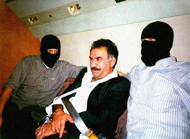 Abdullah Ocalan arrest in Kenya - An attempt to sweep things under a very large carpet.