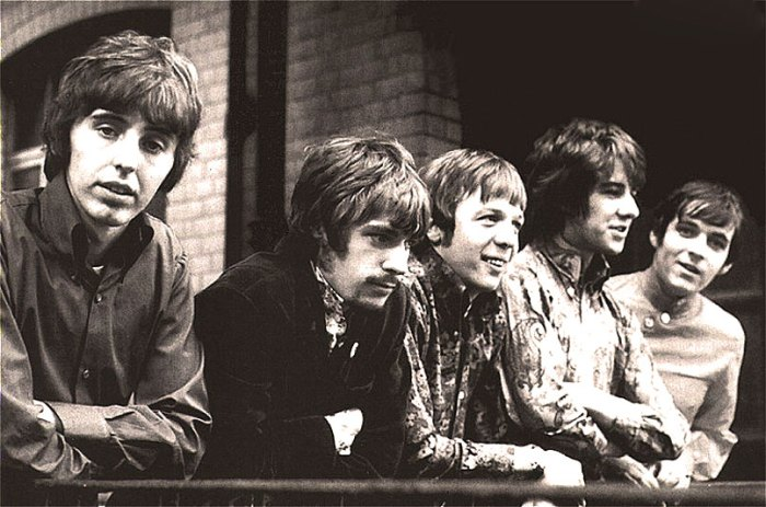 Procol Harum - forever known as the band that started Progrock.