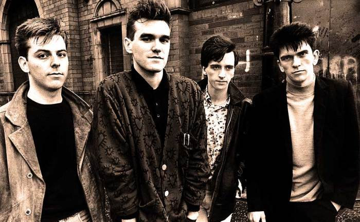 The Smiths - To some, an acquired taste.