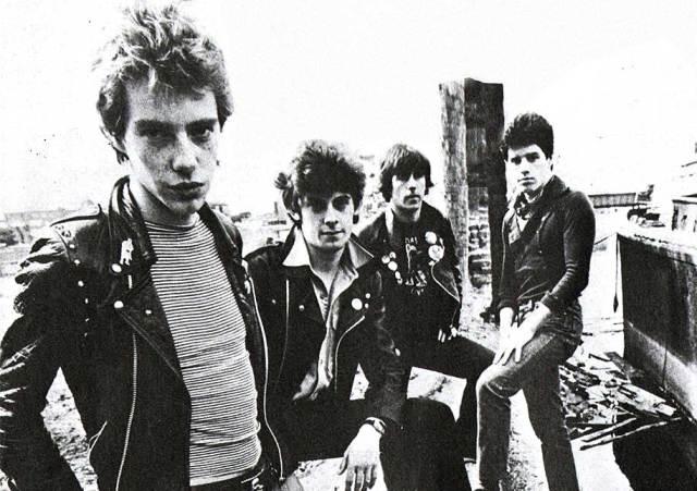 Stiff Little Fingers - Belfast Punk.