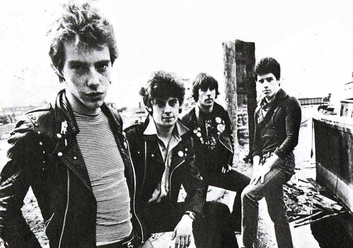 Stiff Little Fingers - Belfast Punk.