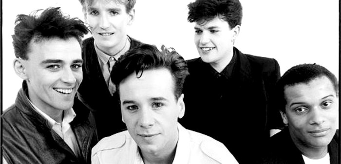 Simple Minds - New Wave held appeal for a lot of people.