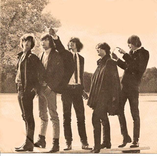 Roger McGuinn and the 1967 incarnation - forever pointing the way.