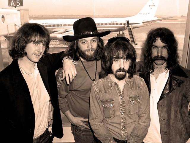 The Byrds - 1970 was a period of readjustment for a lot of people.