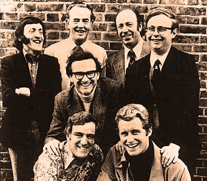 The Chieftains - it doesn't get too much more Irish than this.