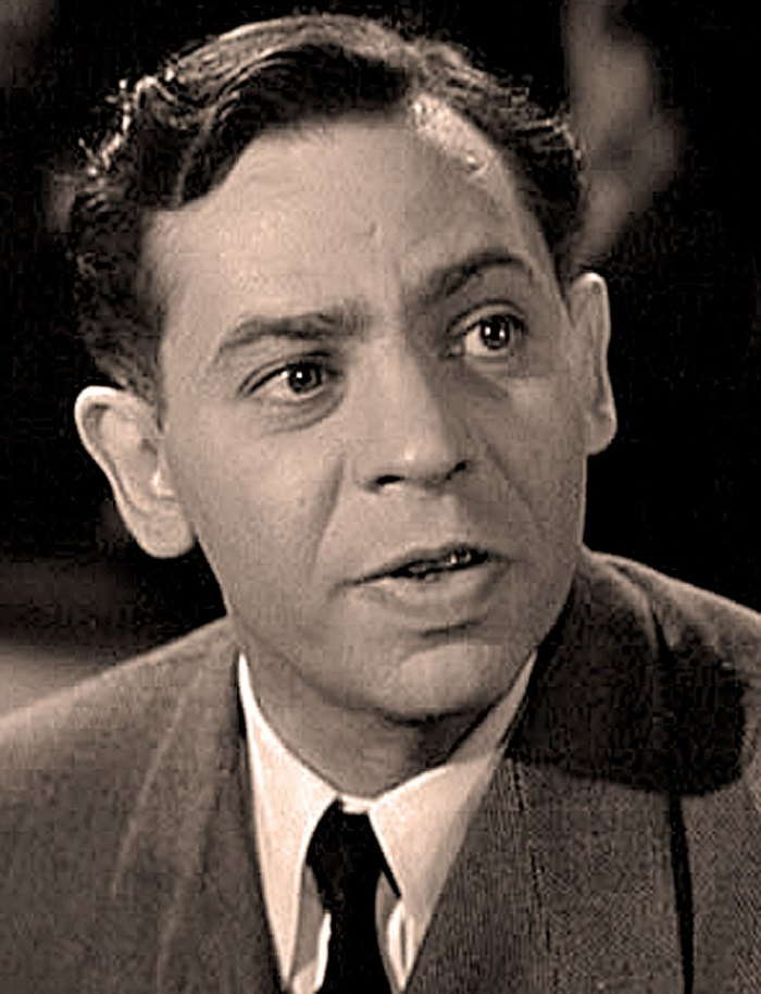 Oscar Levant - One of the Great Neurotics Of The 20th Century.