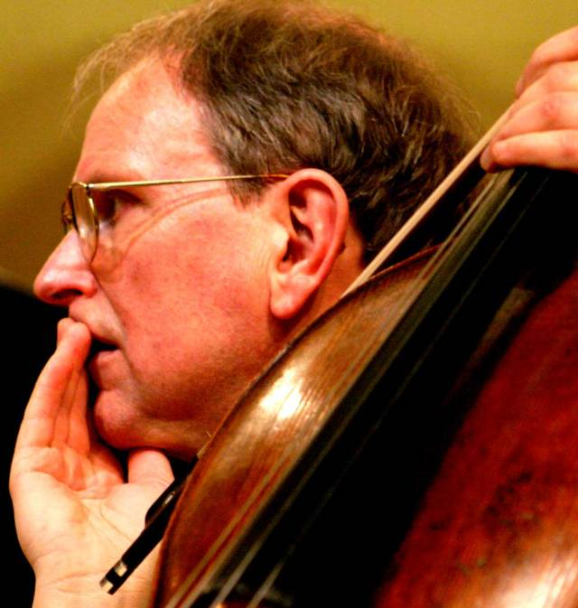 Alexander Ivashkin (1948-2014) - one of his last, if not the last concert given by him.