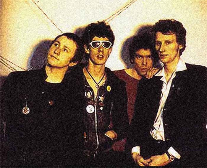 The Vibrators - all good, clean fun . . . .really!