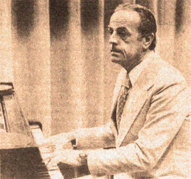 Louis Mennini - one of the bright lights in mid-Century American Classical Music