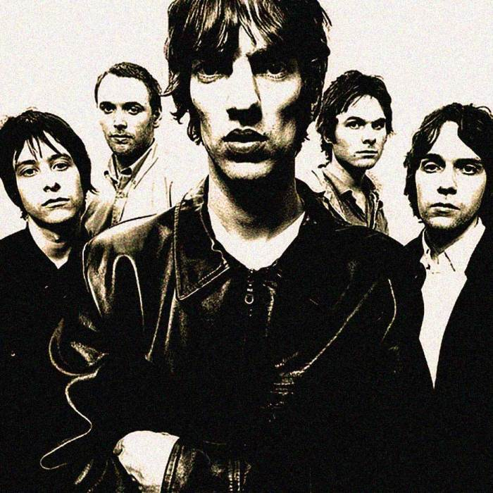 The Verve - portrait of a long and arduous journey.