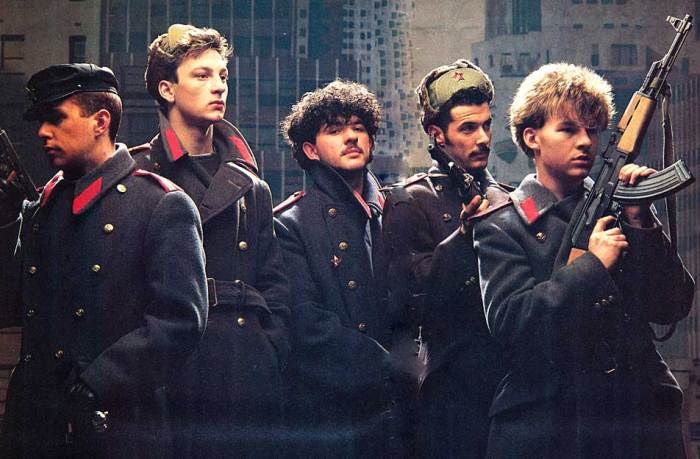 Frankie Goes To Hollywood - Frankie Say WAR! - Hide Yourself