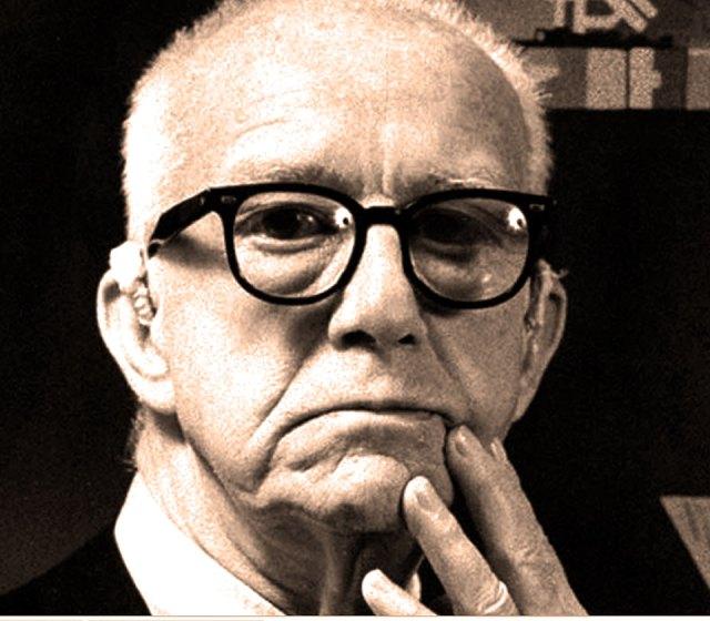 Buckminster Fuller  - a revolutionary in revolutionary times.