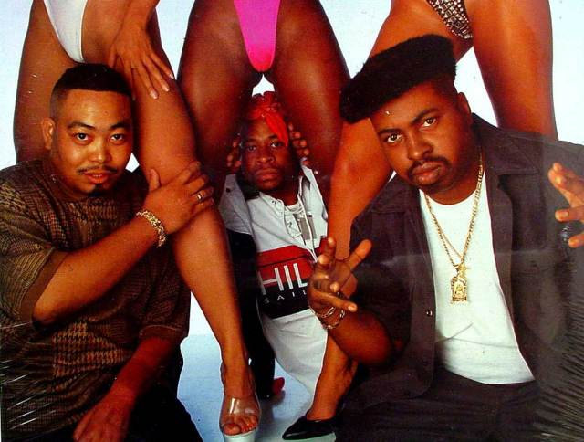 2 Live Crew - running afoul of The American Family Association was a good career move.