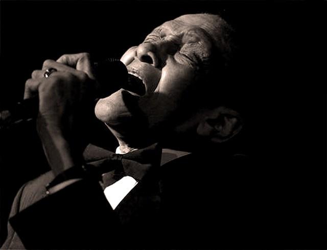Little Jimmy Scott - massive influence, unforgettable voice.