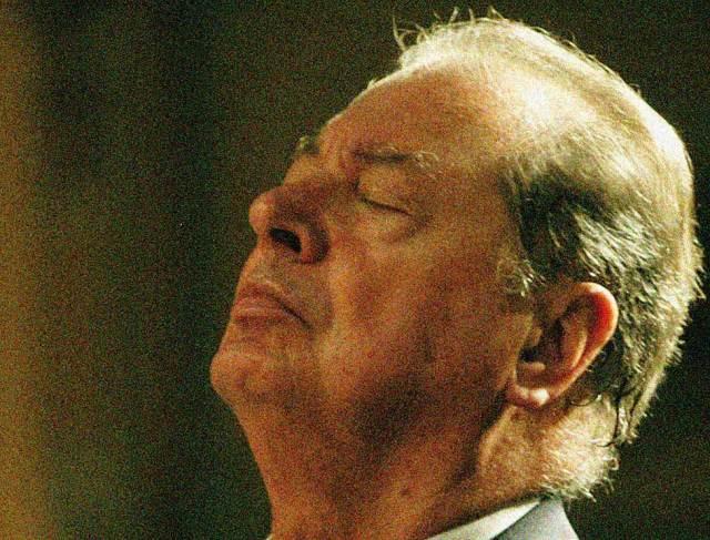 Rafael Frübeck de Burgos (1933-2014) An artist to the very end.