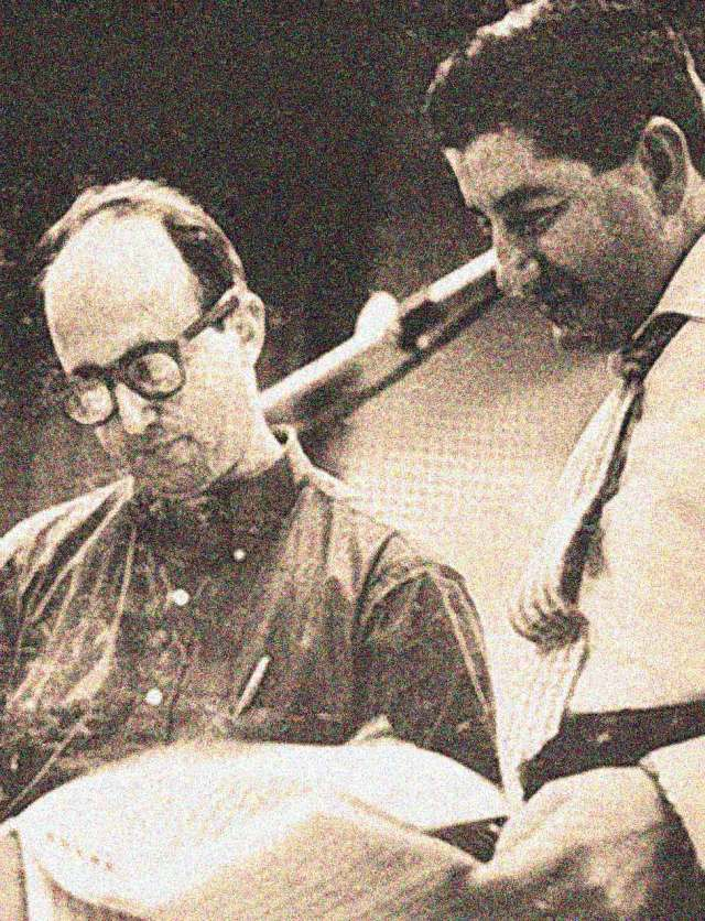 Teddy Charles (w/Teo Meceo) - an overlooked 1957 album via Atlantic.