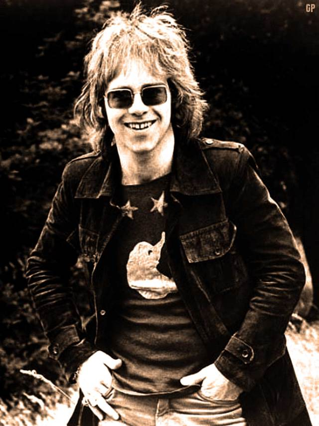 Elton John - first U.S. tour - nothing was the same again.