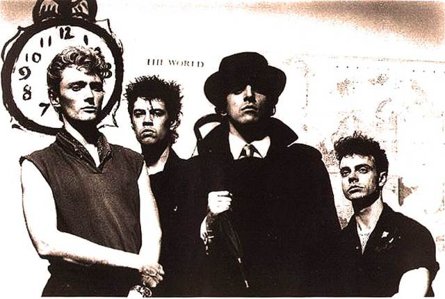 Killing Joke - Turned post-Punk into Industrial and nobody seemed to mind.