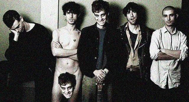 The Fat White Family - heirs apparent to the mantle of wretched excess.