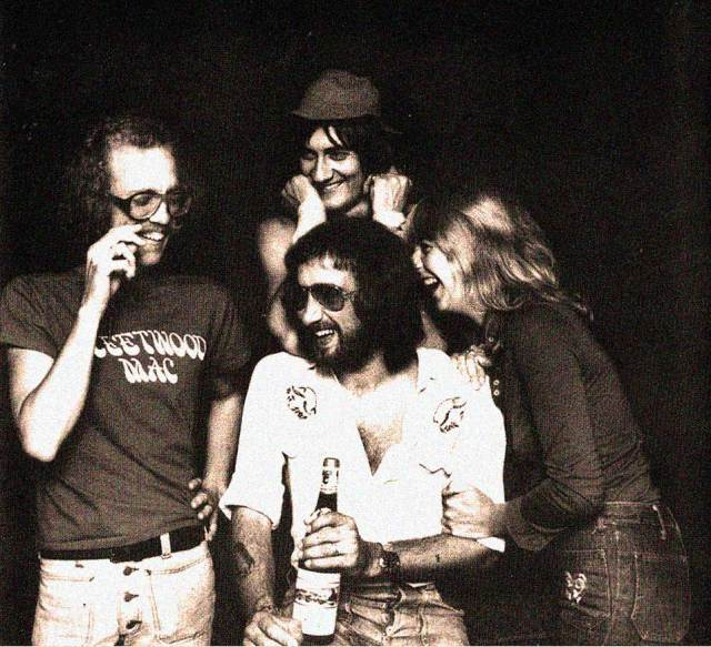 Fleetwood Mac in 1974 - before they went Lite.