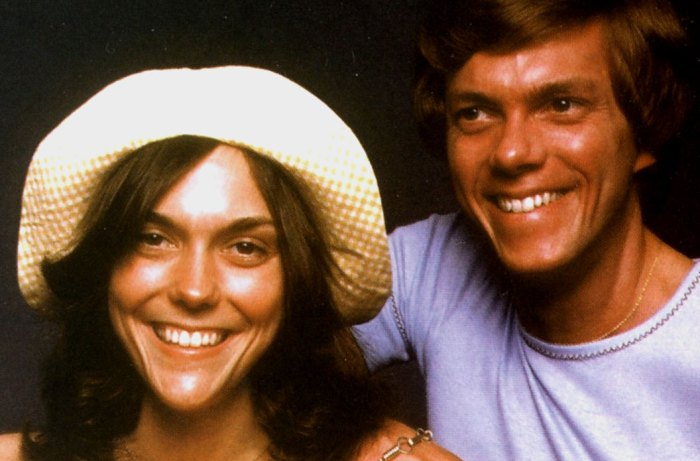 Carpenters - The essence of Soft-Pop and the prototype for a whole new genre.