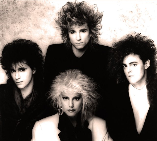 Missing Persons - it was after all, the 80s.