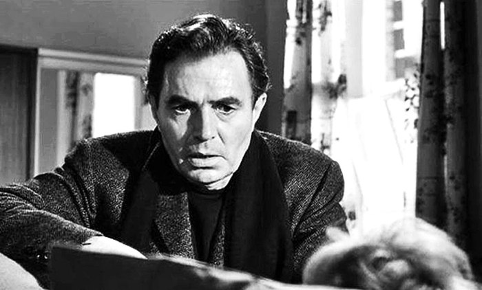 James Mason - one of those consummate actors you don't see a whole lot of these days.