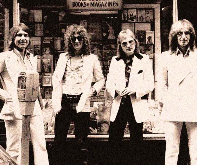 Mott the Hoople - Glam landed in L.A.