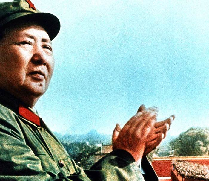 Mao Tse-Tung - the glue that held a billion people together.