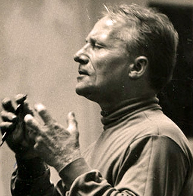 Pierre Dervaux - The 'go-to' Conductor for milestone performances.