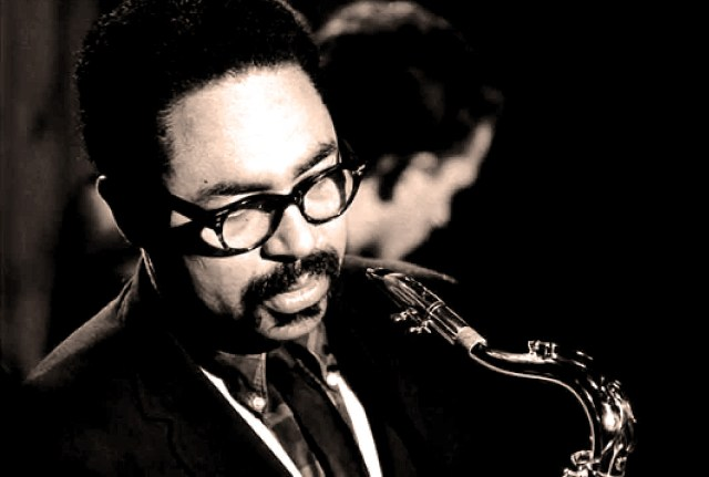 Booker Ervin - taking notes and making them weave hypnotically.