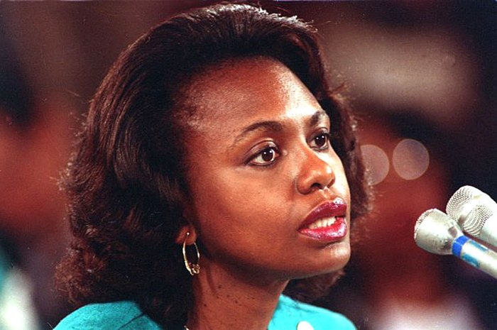 Anita Hill Testimony - Fifty Shades of Clarence.