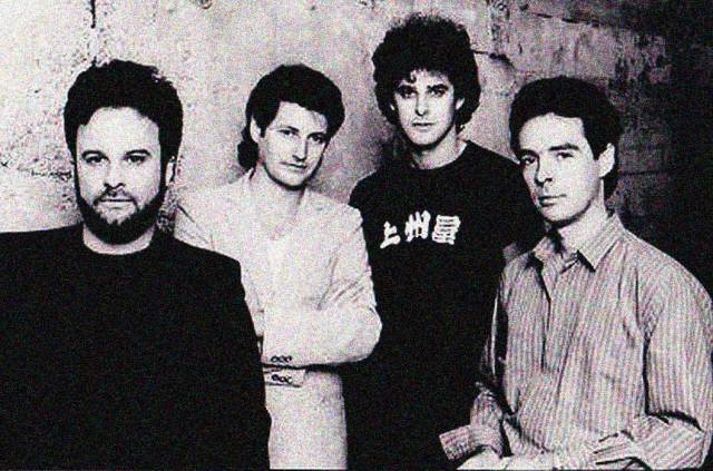 The Call - one of the most underrated bands of the 1980s.