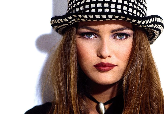 Vanessa Paradis - singer, model, actress. Former girlfriend of Johnny Depp - multi-talent.