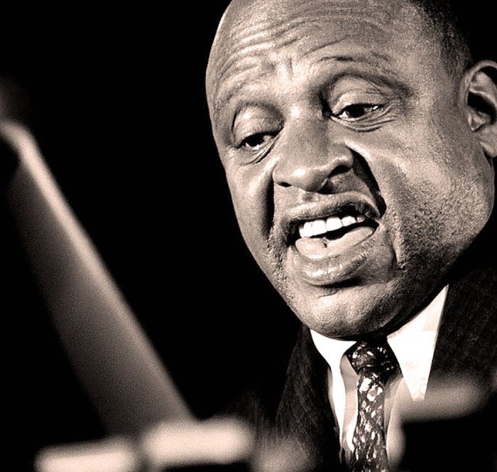 The Legendary - the One and Only Lionel Hampton.