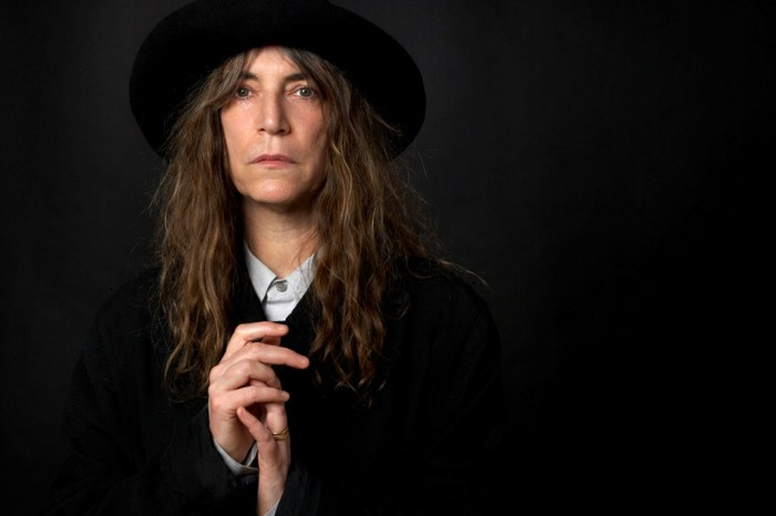 Patti Smith - O Holy Night