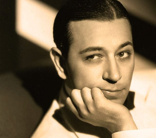 George Raft - one of the Golden Age of Hollywood's Prize heavies.