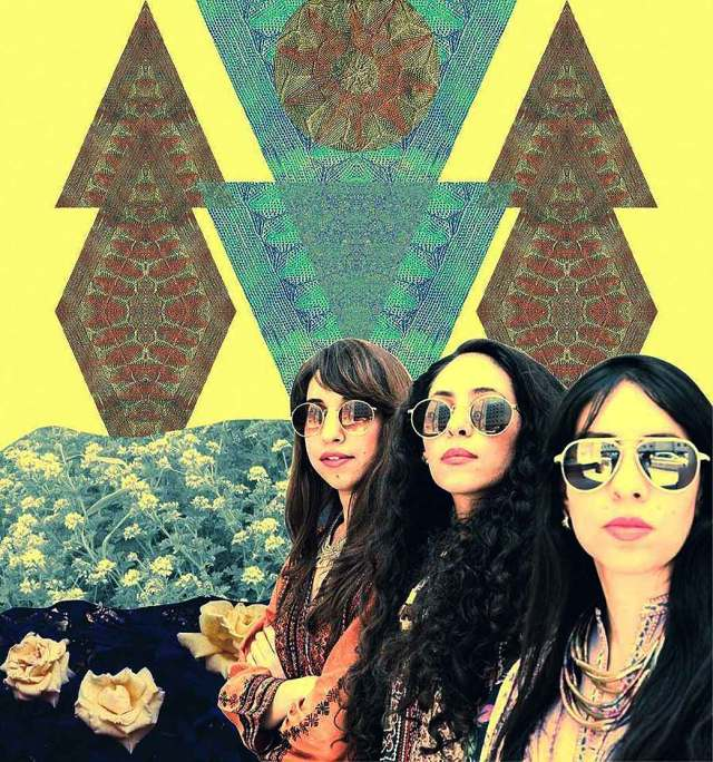 The world is a magic and amazing place. And the Haim Sisters prove it.